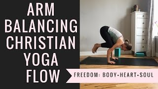 Video Embrace Your Individuality: 50 min. Arm Balancing Christian Yoga Flow download MP3, 3GP, MP4, WEBM, AVI, FLV Maret 2018