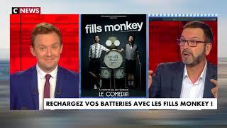 Fills Monkey sur CNews