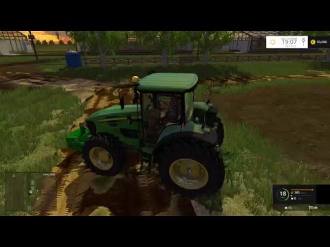 Hello America map states v8 Farming Simulator 2015 #05