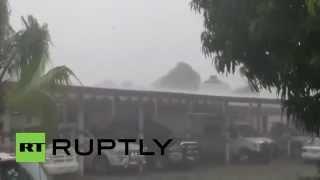 Mexico: Hurricane Patricia - Strongest storm ever recorded wreaks havoc in Vallarta