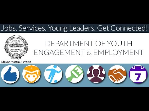Youth Engagement & Employment: 2015 Youth Summer Employment Orientation