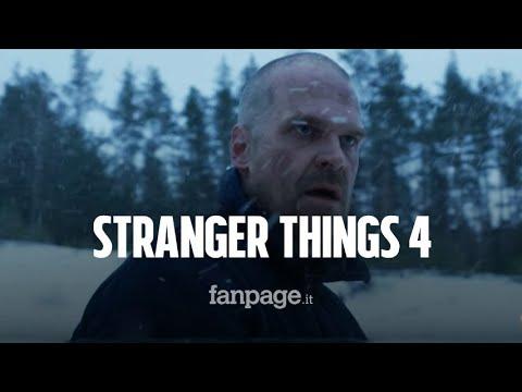 Stranger Things 4, le prime immagini nel teaser Netflix: Jim Hopper è vivo