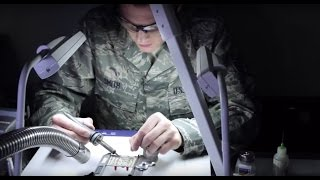 Enlisted Process / Step 02: Aptitude Testing