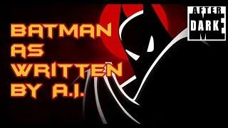 Batman geschrieben von AI