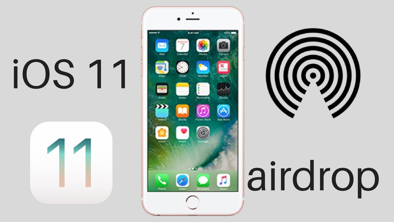 how does airdrop work on iphone airdrop in iphone x and iphone 8 ios 11 18468