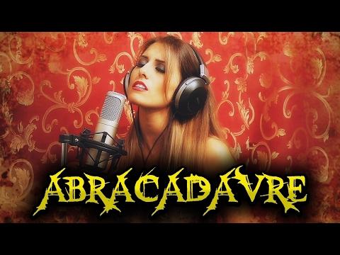 Elena Siegman - Abracadavre (Cover)
