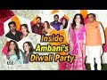 Inside Ambani's Diwali Party | Isha Ambani, Akash -Shloka stuns in ethnic avatar