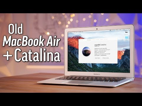Is an OLD MacBook Air still a good option in 2019?