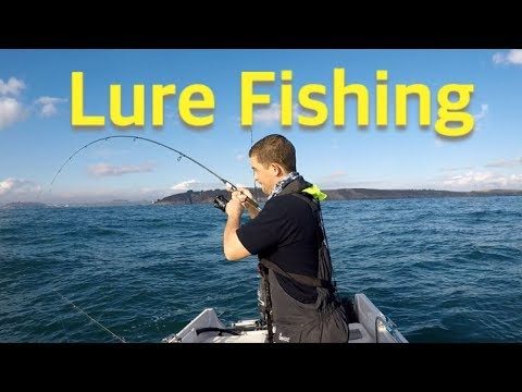 Lure Fishing For Beginners - Sea Fishing with...