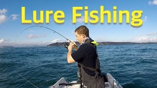 Lure Fishing For Beginners - Sea Fishing with Lures Tips and Techniques