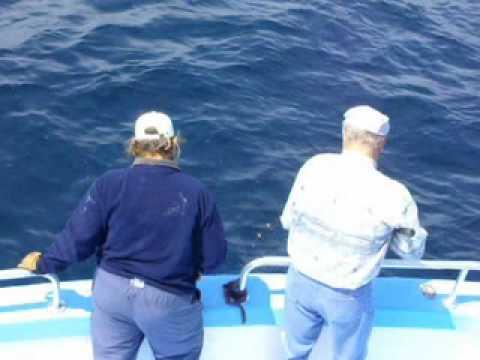 Fishing on Breakaway Charters
