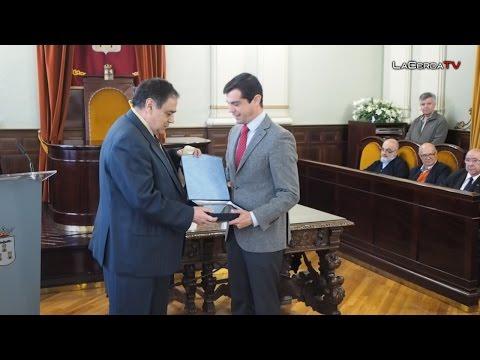Ramón Varón Castellanos ya es 'Hijo Adoptivo' de la ciudad de Albacete