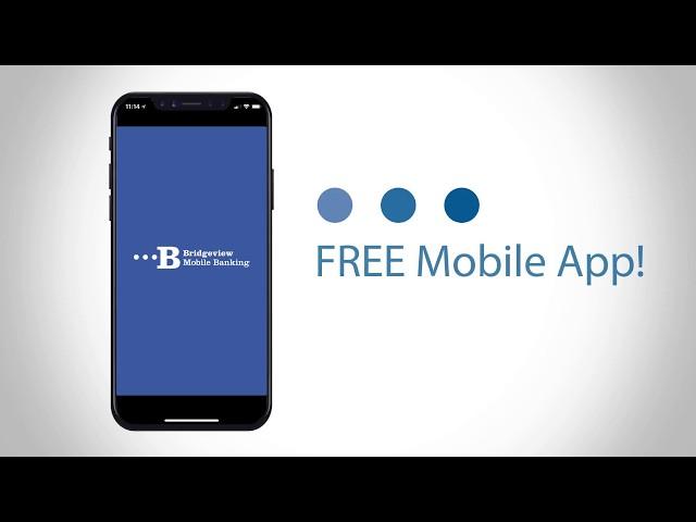 Bridgeview Mobile Banking App