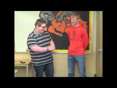 Upper Sandusky High School Broadcast 1.30.15