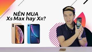 Mua iPhone XR ngon hơn XS!?!