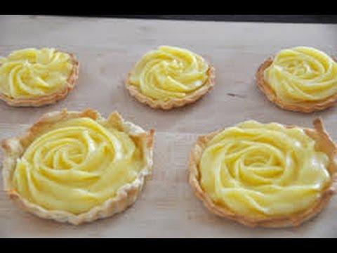 La crème pâtissière facile et rapide...  كريمة الحلواني ناجحة واقتصادية