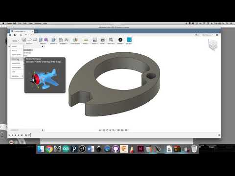 Fusion 360 Injection Molding Tutorial