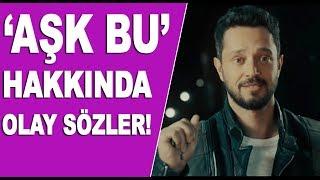 Yorumcularımızdan Murat Boz'un yeni klibi 'Aşk Bu' hakkında şok sözler!