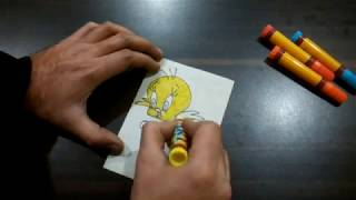 How to draw any cartoon character easily | Trick | Tip | Life Hack