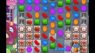 Candy Crush Saga Level 1221 (No booster)