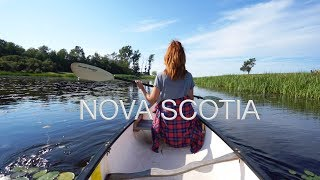 Nova Scotia Road Trip