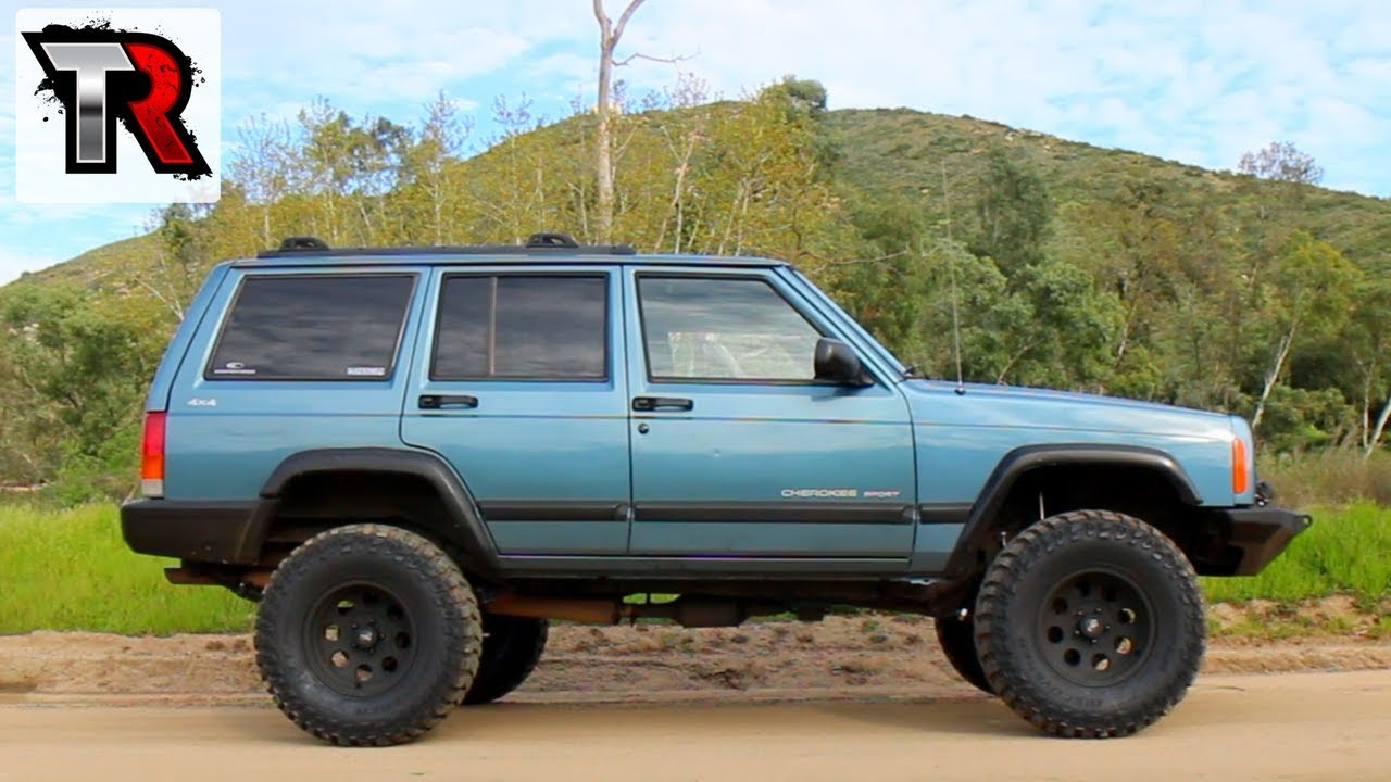 hight resolution of project xj overland jeep cherokee headliner install build update ep 9