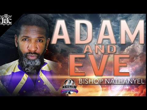 The Israelites: ADAM & EVE BREAKDOWN on Nkunium Radio #Belgium