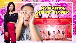"MV REACTION #60 - GFRIEND ""FLOWER"""