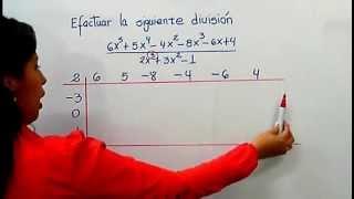 expresiones algebraicas 3-metodo de Horner.wmv