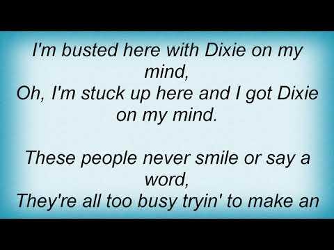 Hank Williams Jr. - Dixie On My Mind Lyrics