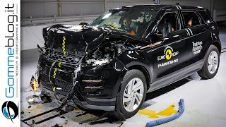 2019 Range Rover Evoque - CRASH TEST