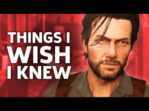 6 Things I Wish I Knew Before Starting The Evil Within 2
