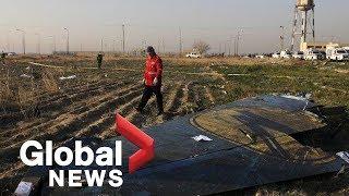 Iran plane crash: what happened?