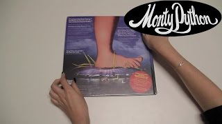 Monty Python Live (mostly) - Deluxe Edition Unboxing Video