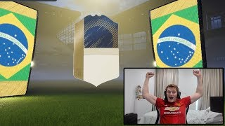 OMFG I PACKED A TRADEABLE ICON!!! INSANE FIFA 18 Pack Opening!