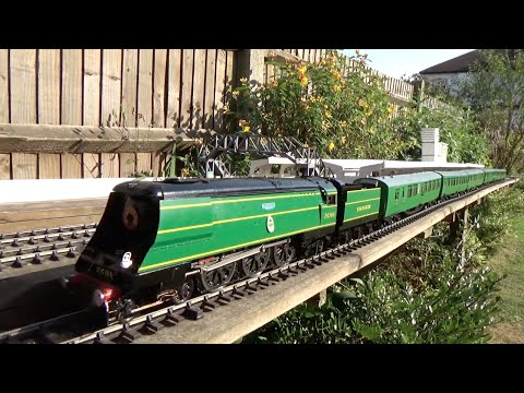 Gauge 1 Garden Model Railway Showcase