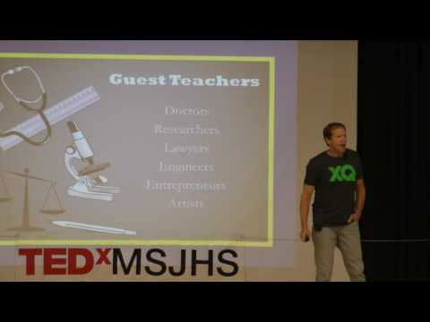 Orenda High | Jaime Richards | TEDxMSJHS