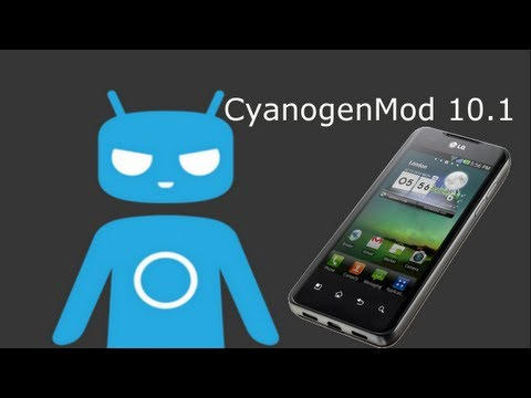Review, CyanogenMod 10.1 for the LG Optimus 2X