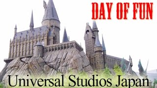Amazing Food at Universal Studios Japan-Wizarding World of Harry Potter USJで食べまくり!