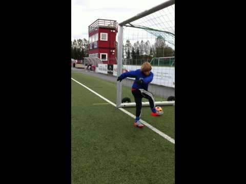 Volleytrening Fotball Bo