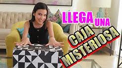 LLEGA UNA CAJA MISTERIOSA PERO SUPER COOL | Ana Emilia VIDA