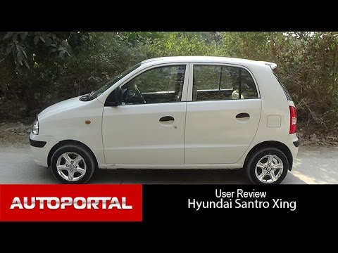 Hyundai Santro Xing User Review - 'great mileage' - Auto Portal