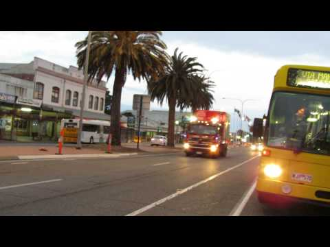 South Australia Fire-Truck | Port Road| Port Adelaide|
