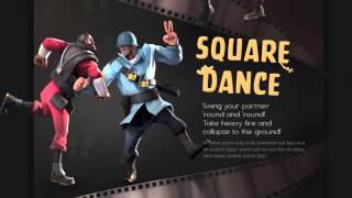 TF2 Square Dance Taunt tune 5 mins loop