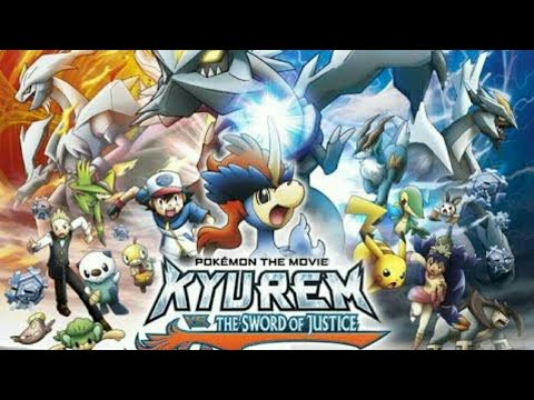 Pokemon The Movie Kyurem Vs The Sword Of Justice In Cinemas