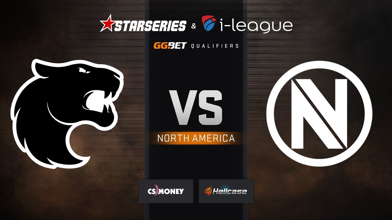 [EN] FURIA vs Envy, map 1 Cache, StarSeries & i-League S7 GG.Bet NA Qualifier