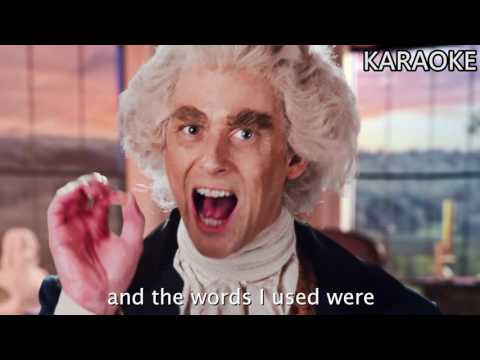 [Karaoke] Frederick Douglass vs Thomas Jefferson. ERB Season 5.