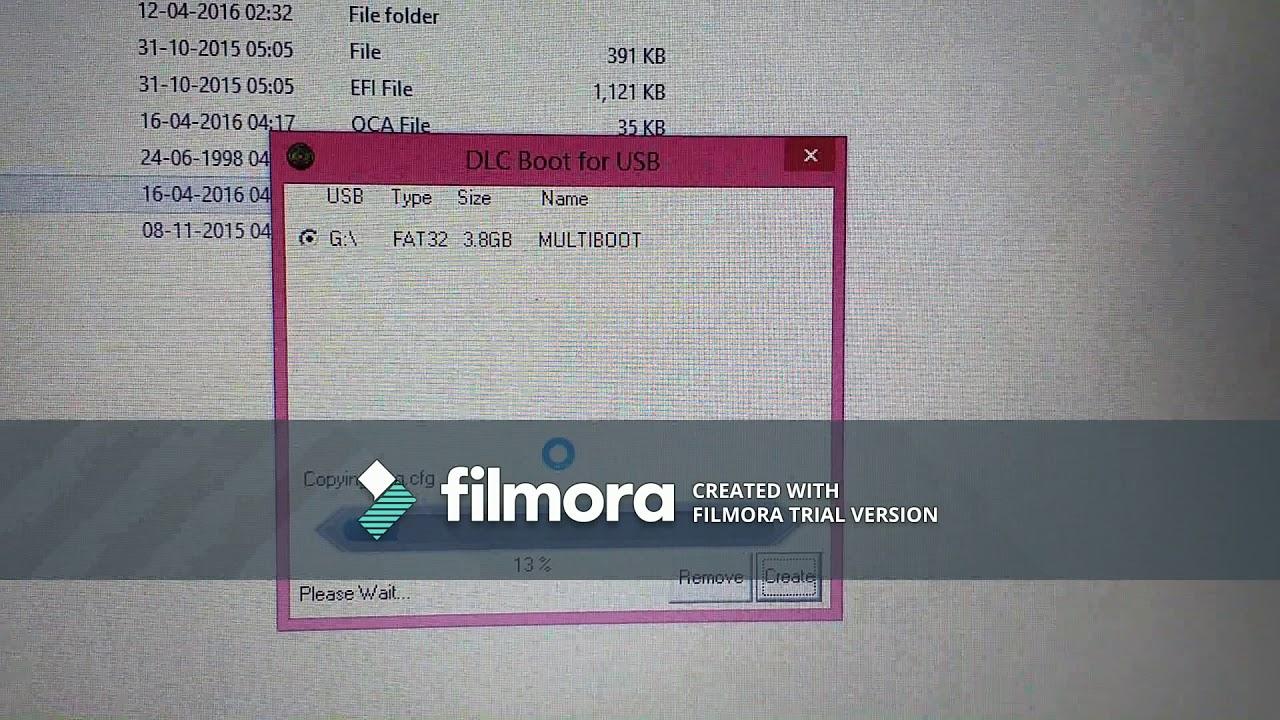 how to make windows 10 usb