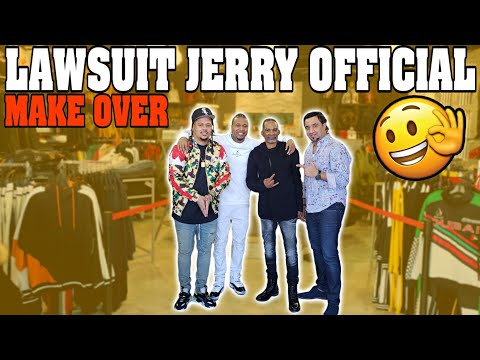 SURPRISING LAWSUIT JERRY WITH A MILLION DOLLAR MAKEOVER FROM RAGS TO RICHES