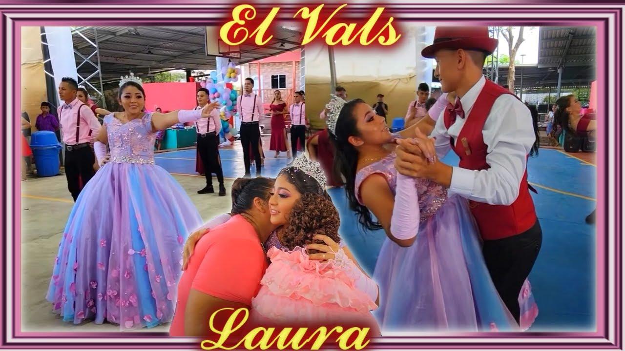 Disfruta de todos los hermosos vals en la Quinceañera de Laura Larin de El Salvador 4K